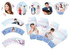 Kit Violetta Disney
