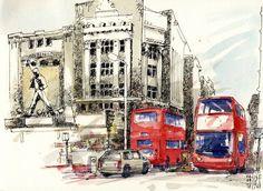 rene fijten sketches: England