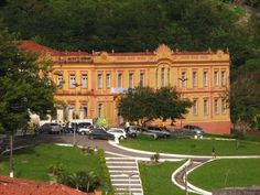 Bananeiras, Paraíba, Brasil - antigo convento das Carmelitas