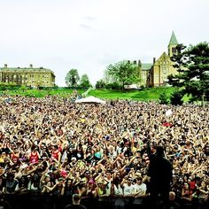 Slope Day — Cornell University | Community Post: 15 Insane College Parties That Will Make You Want To Transfer