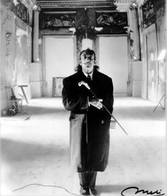 Salvador Dali—artist and gallery