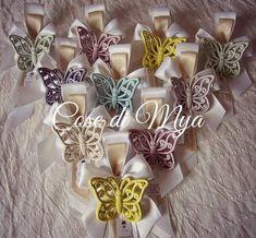 Farfalle in ceramica, by COSE DI MYA, 8,00 € su misshobby.com