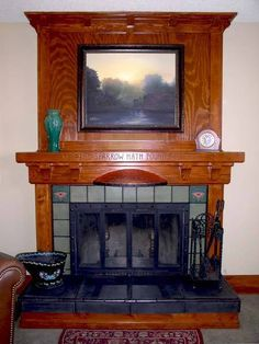 Fireplace Mantels Plans Woodworking Plans and Projects