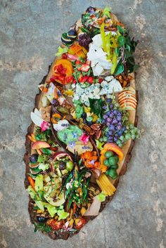 Cool and Quirky Wedding Food Trends 2015