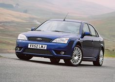 2002 Ford Mondeo ST220