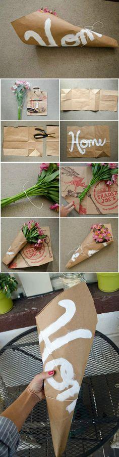 Great Idea For Flower | DIY & Crafts