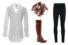 Designer Clothes, Shoes & Bags for Women Carry On, Fendi, Tommy Hilfiger, Outfit Ideas, Tunic, Polyvore, How To Wear, Stuff To Buy, Shirts