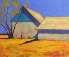 North Fork Barns - Peter Batchelder : : New England Based Contemporary Fine Artist