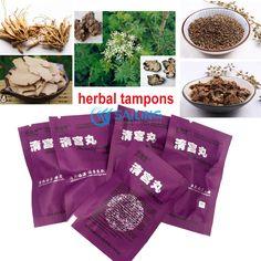 5 unid/lote punto Limpio tampón hermosa vida higiene femenina producto chino fu rui ze productos a base de hierbas tampones hisopo de mujeres