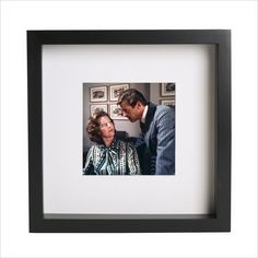 Roger Moore James Bond 007 Lois Maxwell by DivasAndIcons on Etsy