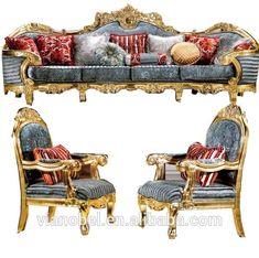Source Factory wholesale fabric U shaped sectional sofa, modern European style washable living room sofa set on m.alibaba.com