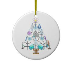 DNA Double Helix Christmas Ornament | Science Gift Ideas ...