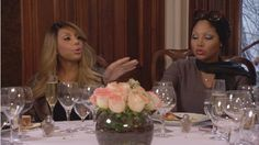 Braxton Family Values: Tamar and Towanda Are at Odds Again (VIDEO)