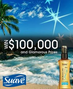 Suave Free Sample This shampoo is awesome!