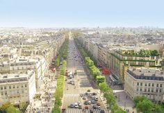 Champs Élysées Paris