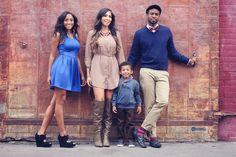 Family Portraits www.newlifeproductions.info fall family, photo shoot, family of 4, Christmas photos, urban photo shoot