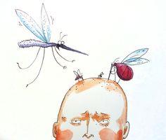 Co zrobić, żeby komary i meszki nie popsuły urlopu?