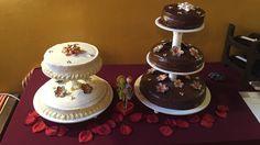 Wedding cakes Dunia & Yolanda Tartas de boda