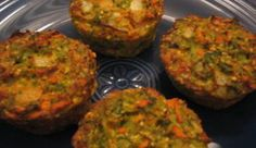 Passover Vegetable Cups