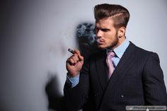 Elegant Young Fashion Man in Tuxedo • Elsoar