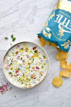 La Cuisine c'est simple Parfum Rose, Chips, Cooking, Healthy, Simple, Food, Sauces, Greek Yogurt, Food Ideas