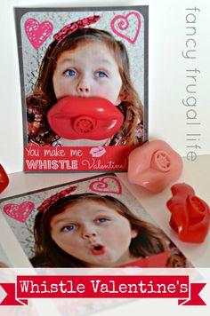 Whistle Photo Valentine