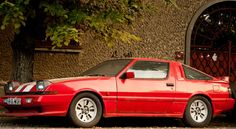 Mitsubishi Starion - a rare find More here:http://vintagecarphotography.blogspot.ro/2013/06/mitsubishi-starion-rare-find.html