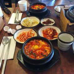 9 of our favourite Korean restaurants in Toronto Steamed Tofu, Bulgogi, Good And Cheap, Cravings, Toronto, Restaurants, Curry, Korean, Dishes