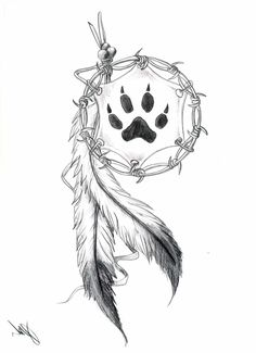 Tribal black white tribal drawing idea black and white tribal simple drawing dream - Zeichnung Wolf Tattoos, Tribal Wolf Tattoo, Feather Tattoos, Flower Tattoos, Dream Catcher Drawing, Dream Catcher Tattoo Design, Dream Catchers, Tattoo Sketches, Tattoo Drawings