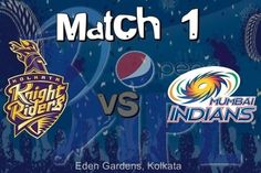 IPL 8 Mumbai Indians vs Kolkata Knight Riders 2015 Match 1