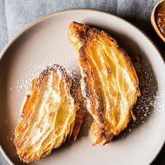 Darjeeling Tea Pain Perdu with Condensed Milk Butter recipe from Food52