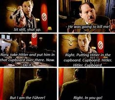 Rory and Hitler