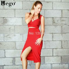 HEGO 2015 Women New Arrival Two Sets Dress Brand With Factory Direct Free Shipping H1181 Hot Miami Styles, New Model, Dress Brands, Wrap Dress, Bodycon Dress, Summer Dresses, Clothes For Women, Formal, Sexy