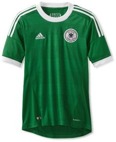 Germany Away Authentic Soccer Jersey, Medium