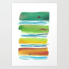 Abstract Watercolour Art Print By Valourine ---------- Abstract Canvas Art, Canvas Art Prints, Watercolor Art Paintings, Watercolors, Watercolor Artists, Painting Art, Watercolor Pattern, Watercolor Print, Pastel Watercolor
