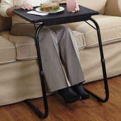 Handy foldable laptop tables