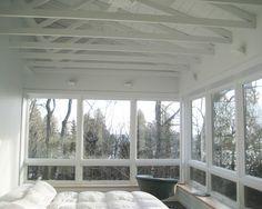 Converting Attic Trusses To Open Ceiling Design