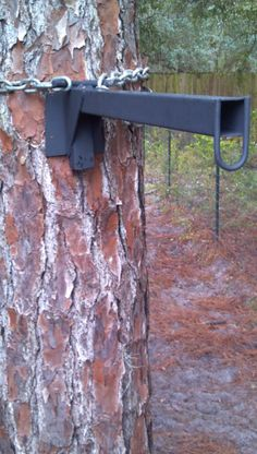 Engineered and designed for ease of use and light weight, our feeder hanger and field dressing solution is solidly made. The ORIGINAL EZ-Feeder Hanger. Quail Hunting, Deer Hunting Tips, Turkey Hunting, Hunting Gear, Hunting Dogs, Crossbow Hunting, Diy Crossbow, Crossbow Arrows, Deer Feeder Diy