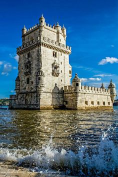 Torre de Belem, Lisbon, Portugal  AR3 Stop 4