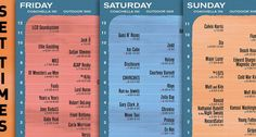 Coachella Set Times Are Out & The Major Dance Acts Are Moving Out Of Sahara