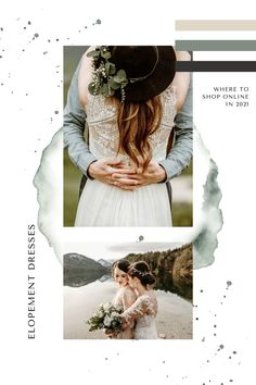 Elopement dresses for all styles and budgets Elopement Wedding Dresses, Wedding Dress Shopping, Elope Wedding, Intimate Weddings, Destination Weddings, Wedding Jumpsuit, Grace Loves Lace, Sweet Dress, Traditional Wedding