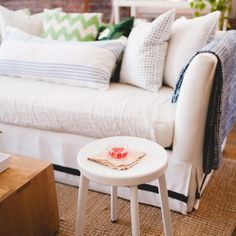 Arranging a Living Room You Can't Wait to Come Home To | Martha Stewart