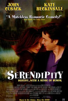 Serendipity! Love this movie