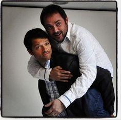 Misha and Mark
