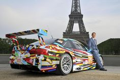 Jeff Koons for BMW