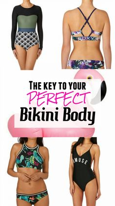 ONE Simple Step to a Perfect Bikini Body, and it's A LOT easier than you think.