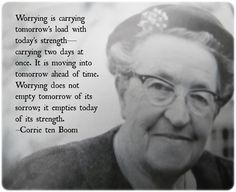 Corrie ten Boom's Christmas Memories
