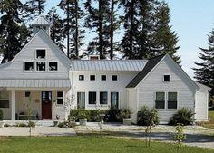 Modern farmhouse design via designsnw.com | #putacupolaonit farmandfoundry.com