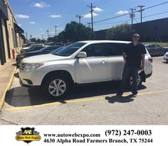 https://flic.kr/p/AEtkAa   #HappyBirthday to Garland from Chad Kimmel at Auto Web Expo Inc!   deliverymaxx.com/DealerReviews.aspx?DealerCode=J789