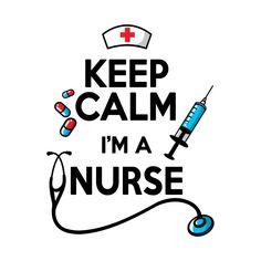 Check out this awesome 'Keep+calm+nurse' design on Nurses Week Quotes, Nurses Day, Nurse Quotes, Nursing Wallpaper, Medical Wallpaper, Best Nursing Schools, Nursing Career, Lpn Schools, Nursing Degree